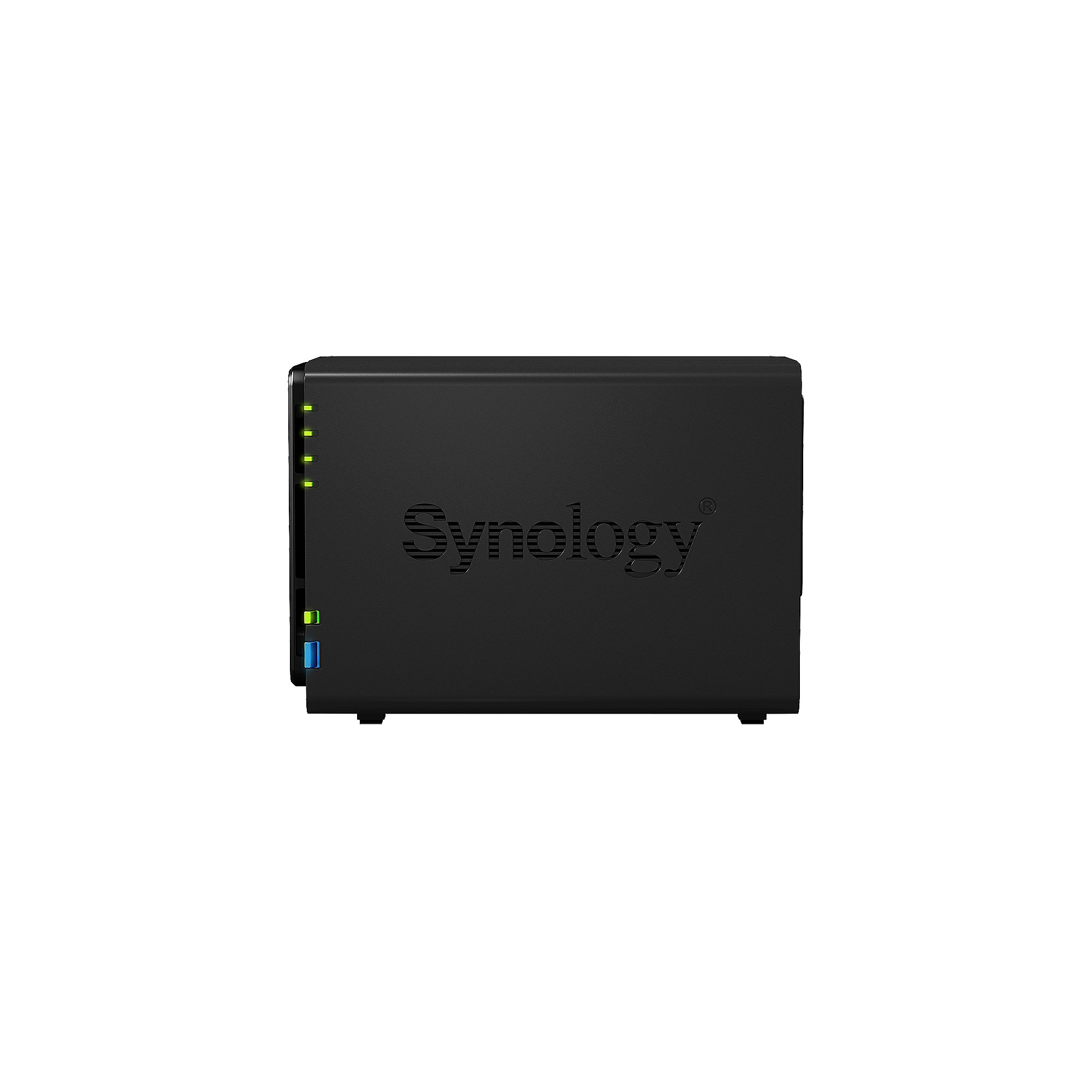 Synology DS216 NAS System 2-Bay 16TB inkl. 2x 8TB Seagate ST8000VN0022