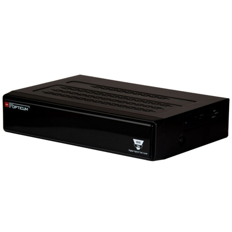 Opticum Odin Twin HD Digital Satelliten Receiver DVB-S2 USB/RS-232/HDMI/S-PDIF