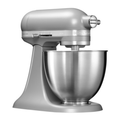 KitchenAid  5KSM3311XEFG MINI Küchenmaschine 250W 3,2L matt grau | 5413184102869