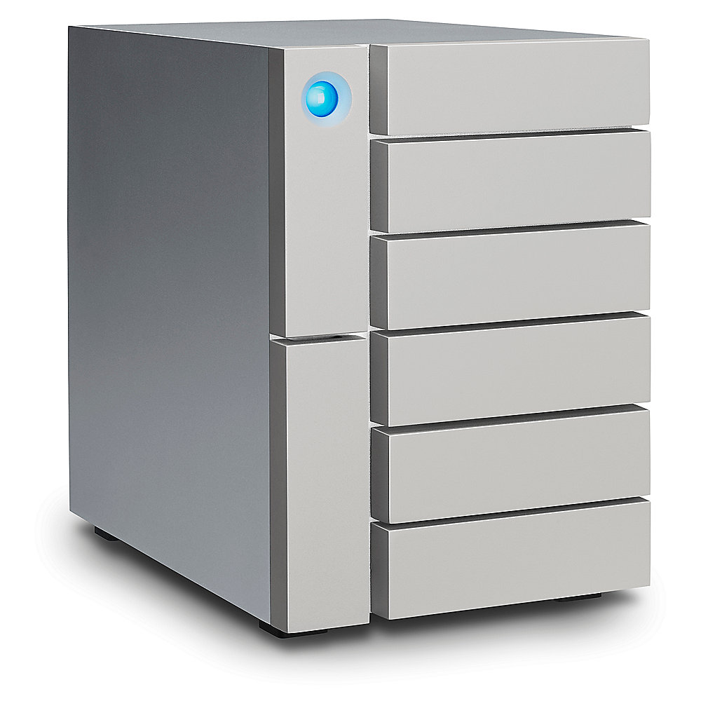 LaCie 6big Thunderbolt 3 Series 24TB 6-Bay RAID