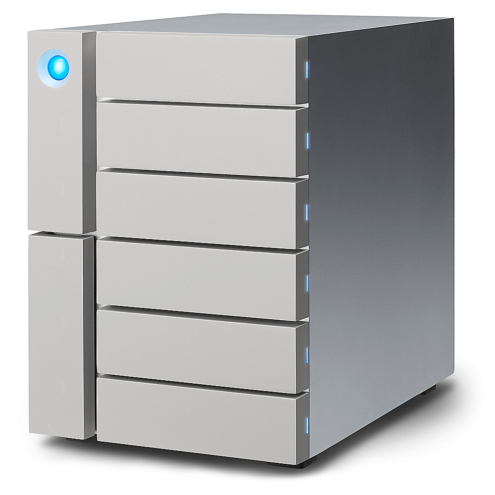 LaCie 6big Thunderbolt 3 Series 36TB 6-Bay RAID