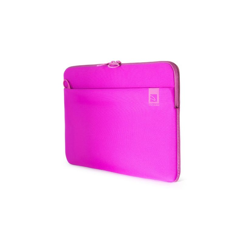 Tucano Second Skin Colore Sleeve für MacBook Pro 13z Retina (2016), pink