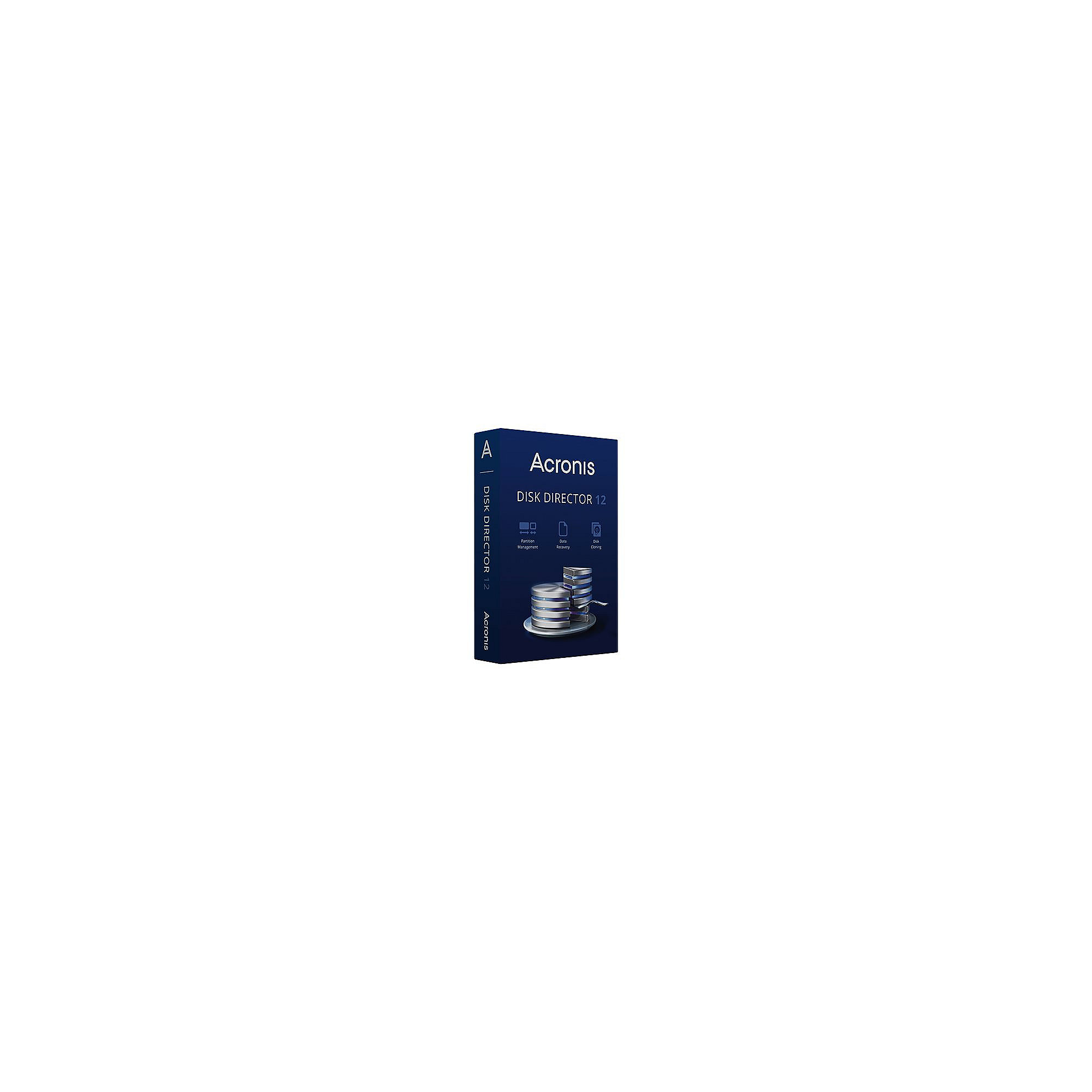Acronis Disk Director 11 Advanced Server, 1-3 User Lizenz + MNT AAS