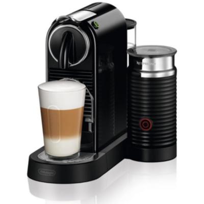 Delonghi  EN 267.BAE Citiz Milk Nespresso-System mit Milchaufschäumer schwarz   8004399331402