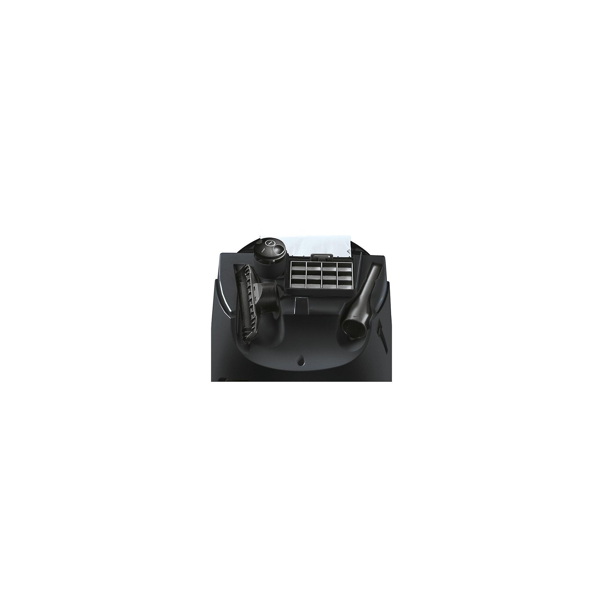 siemens vs06a111 synchropower staubsauger mit beutel eek a blau cyberport. Black Bedroom Furniture Sets. Home Design Ideas