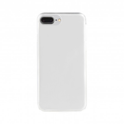 Xqisit  iPlate Glossy für iPhone 8/7 Plus, transparent | 4029948051055