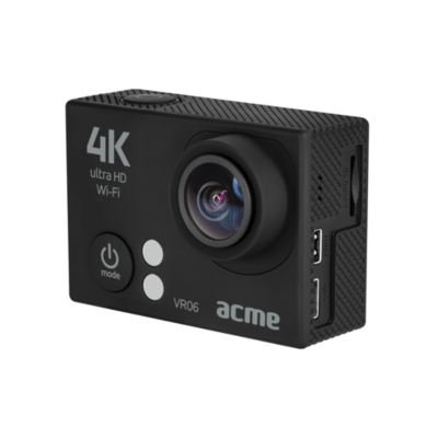 Acme  VR06 4K Ultra HD Action Cam mit Wi-Fi | 4770070877609