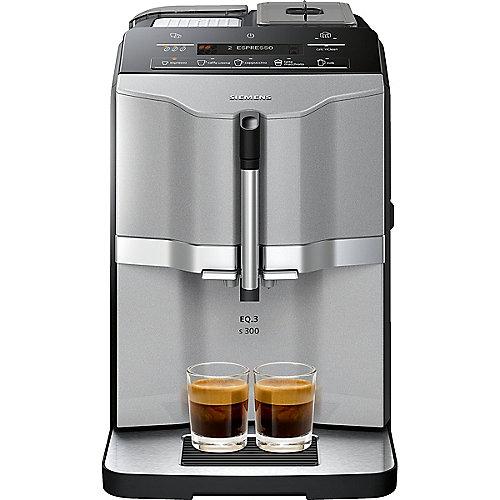 Siemens TI303503DE EQ.3 s300 Kaffeevollautomat titanium | 4242003733233