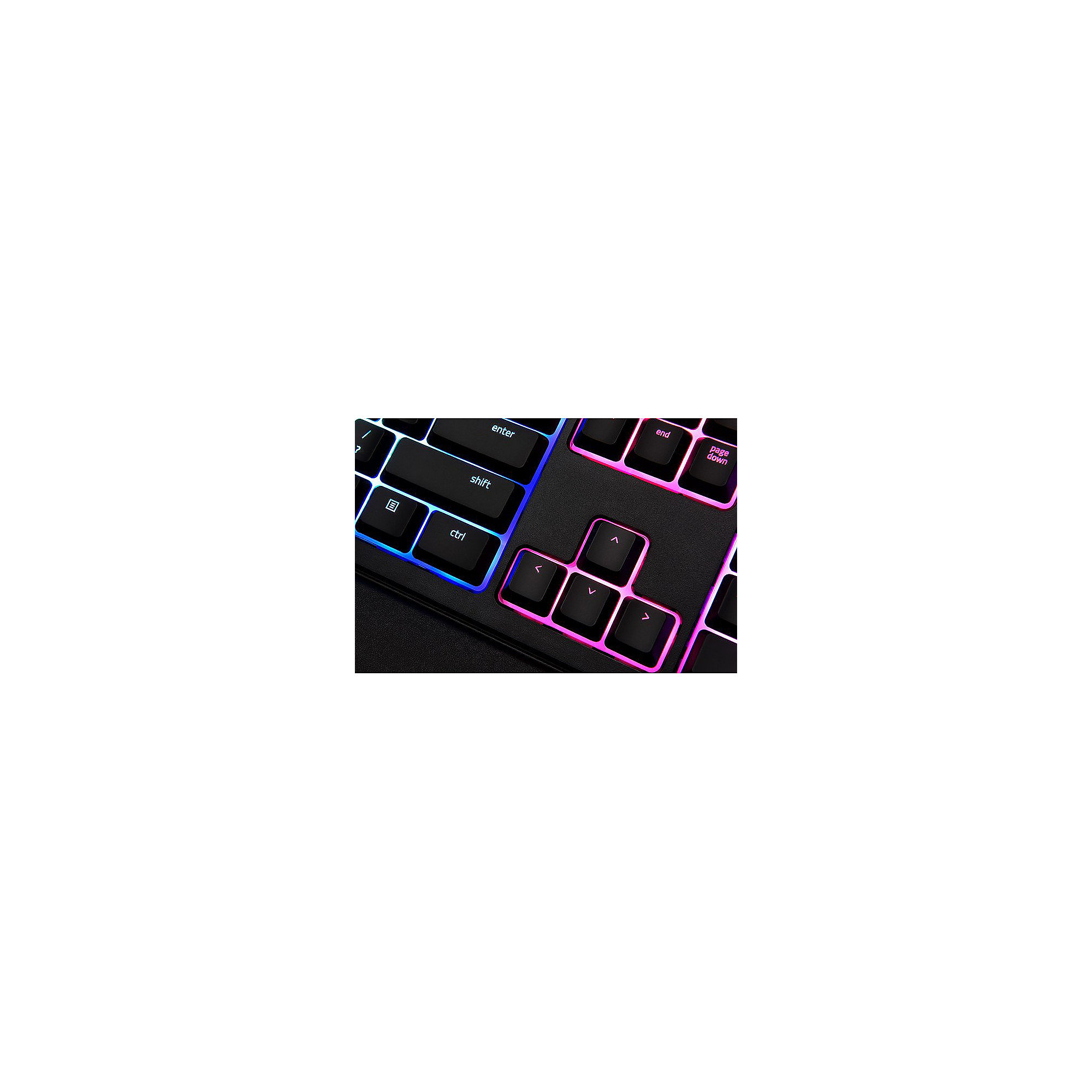 Razer Ornata Chroma USB Gaming Tastatur RGB LED DE Layout