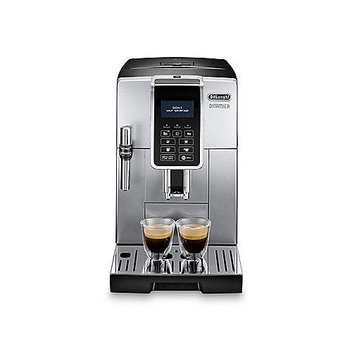 DeLonghi ECAM 350.35.SB Dinamica Kaffeevollautomat Silber/Schwarz | 8004399331136