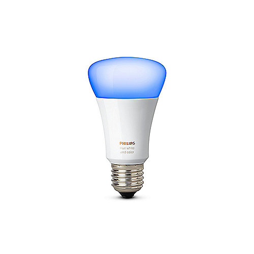 Philips Hue White and Color Ambiance E27 LED Lampe (RGBW)