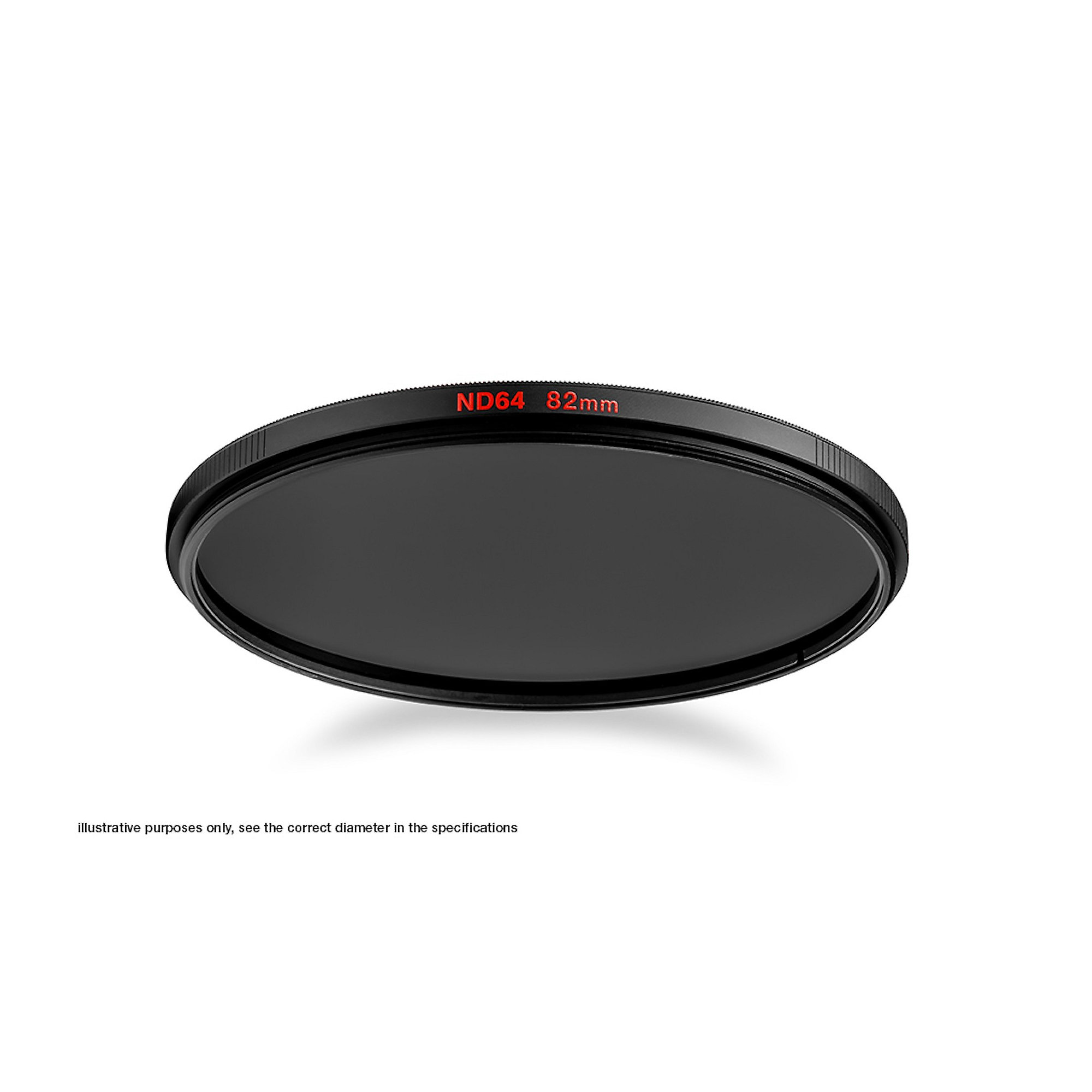 Manfrotto ND64 Graufilter 52 mm