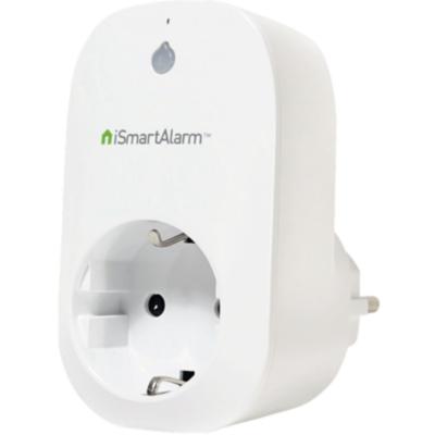 iSmartAlarm  Smart Wifi Plug Zwischenstecker mit Messfunktion via App steuerbar | 0858176004342