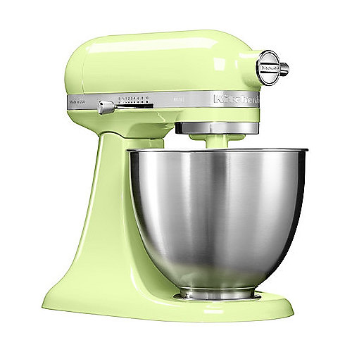 KitchenAid 5KSM3311XEHW MINI Küchenmaschine 250W 3,2L honey dew
