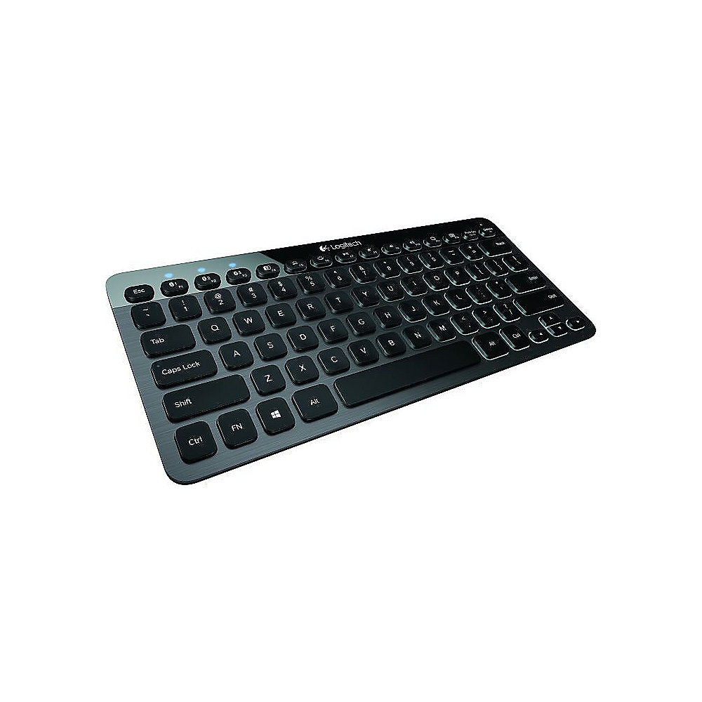 Logitech Bluetooth Illuminated Keyboard K810 schwarz