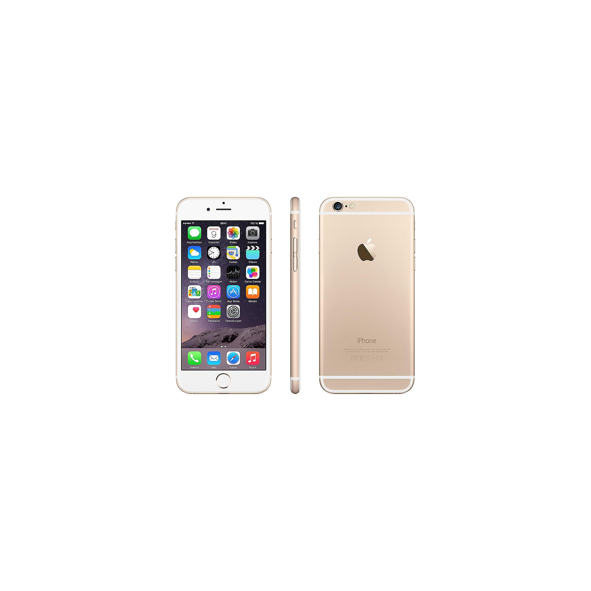 apple iphone 6s 16 gb gold renewd cyberport. Black Bedroom Furniture Sets. Home Design Ideas