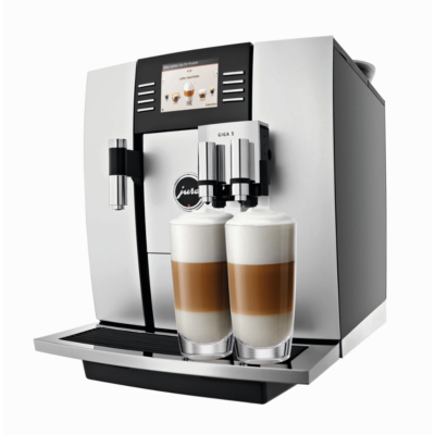 Jura  GIGA 5 Aluminium Kaffeevollautomat | 7610917135837