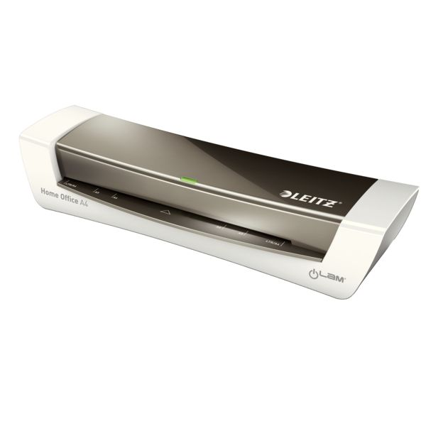 Leitz iLAM 73680089 Home Office Laminator A4 grau