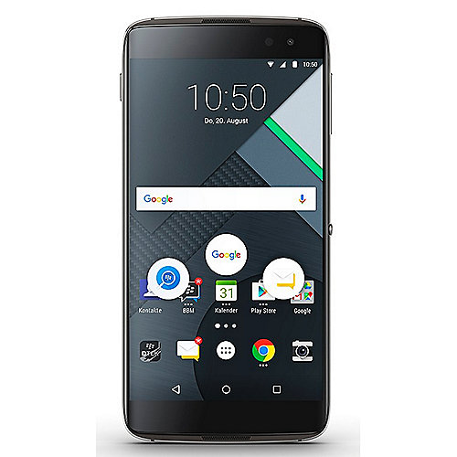 BlackBerry DTEK60 black Smartphone