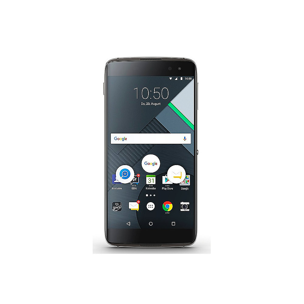 BlackBerry DTEK60 black Smartphone