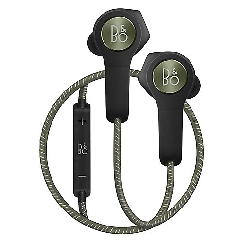 .B&O PLAY BeoPlay H5 Drahtlose In-Ear Kopfhörer Moss Green