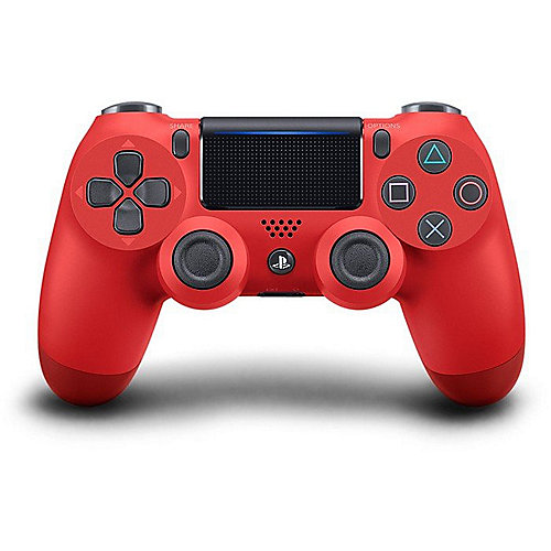 Sony Dualshock 4 (2016) Wireless Controller rot...