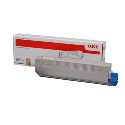 OKI  45862838 Toner magenta 7.300 S. für MC873/853 | 5031713064183