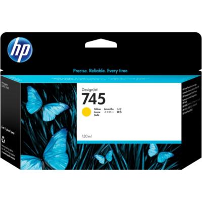 HP  F9J96A Original Druckerpatrone 745 gelb für Z2600 Z5600 | 0725184104596
