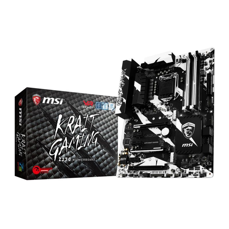MSI Z270 KRAIT Gaming ATX Mainboard Sockel 1151 (Kabylake)