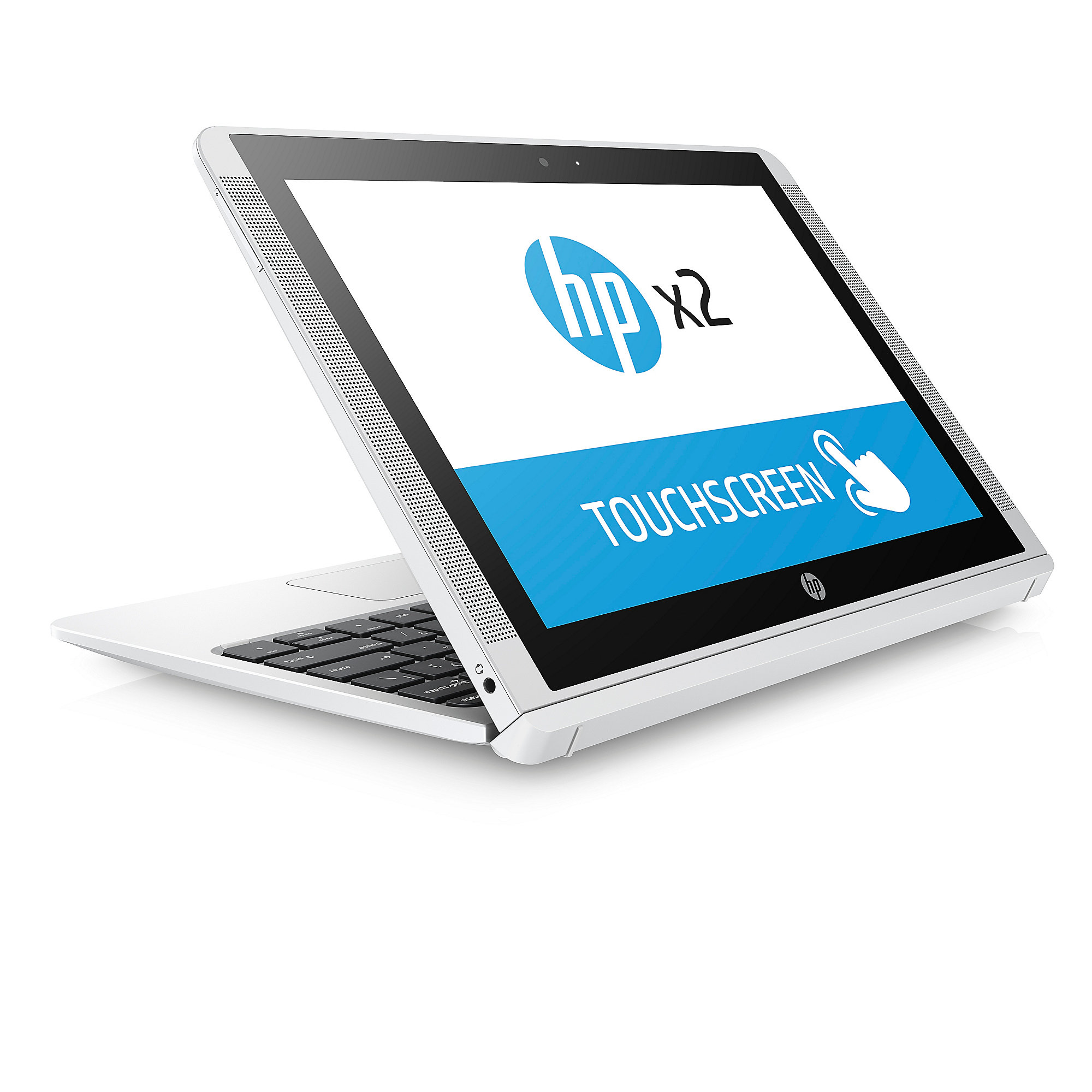 "HP x2 10-p000ng x5-Z8350 2GB/32GB 10,1"" HD 2in1 Touch Windows 10 weiss"