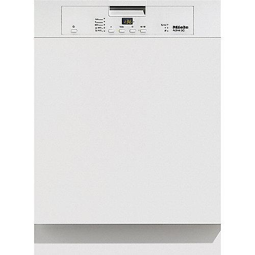 Miele G 4203 SCU Active Unterbau Geschirrspüler A 60cm Weiß