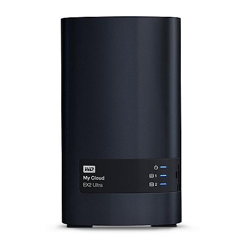 WD My Cloud EX2 Ultra NAS System 2-Bay 6TB (2x3TB) | 0718037854335