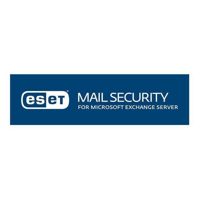 ESET Mail Security Microsoft Exchange Server 50-99 User 3 Jahre Lizenz