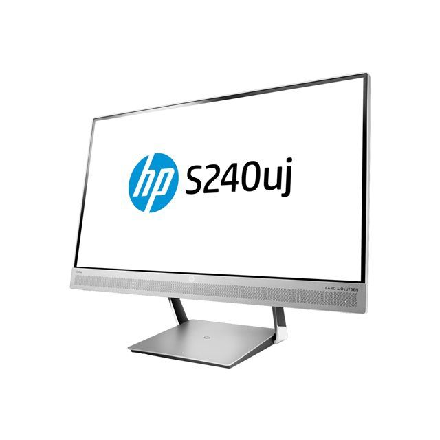 "HP EliteDisplay S240uj, (23.8"") 60,5cm 16:9 QHD VGA/HDMI/DP/USB-C 7ms 5Mio:1 LED"