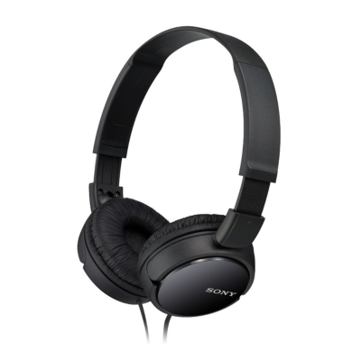 Sony  MDR-ZX110 On Ear Kopfhörer – faltbar Schwarz | 4905524930184
