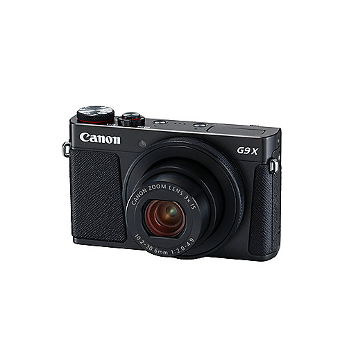 Canon PowerShot G9 X Digitalkamera schwarz *Winter Aktion*