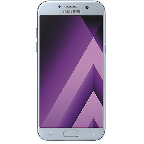 Samsung GALAXY A5 (2017) A520F blue-mist Android Smartphone