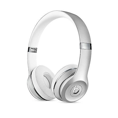 Beats Solo3 Wireless On-Ear Kopfhörer silber | 0190198084507