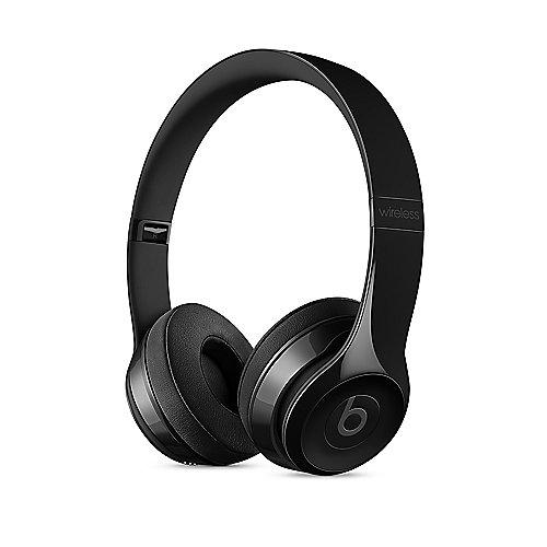 Beats Solo3 Wireless On-Ear Kopfhörer schwarz-glänzend | 0190198084408