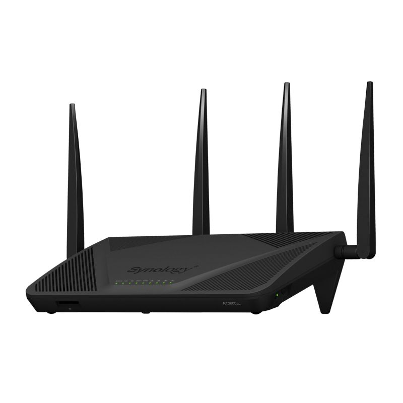 Synology RT1900ac 1900Mbit/s DualBand WLAN Router