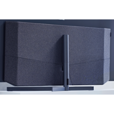 Loewe  TS 7.65 Tisch-Standfuß Bild 7.65 graphitgrau   4011880162500