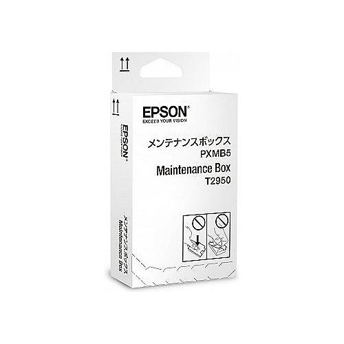C13T295000 Auffangbehälter für Resttinten Wartungs-Kit WF-100W | 8715946543727