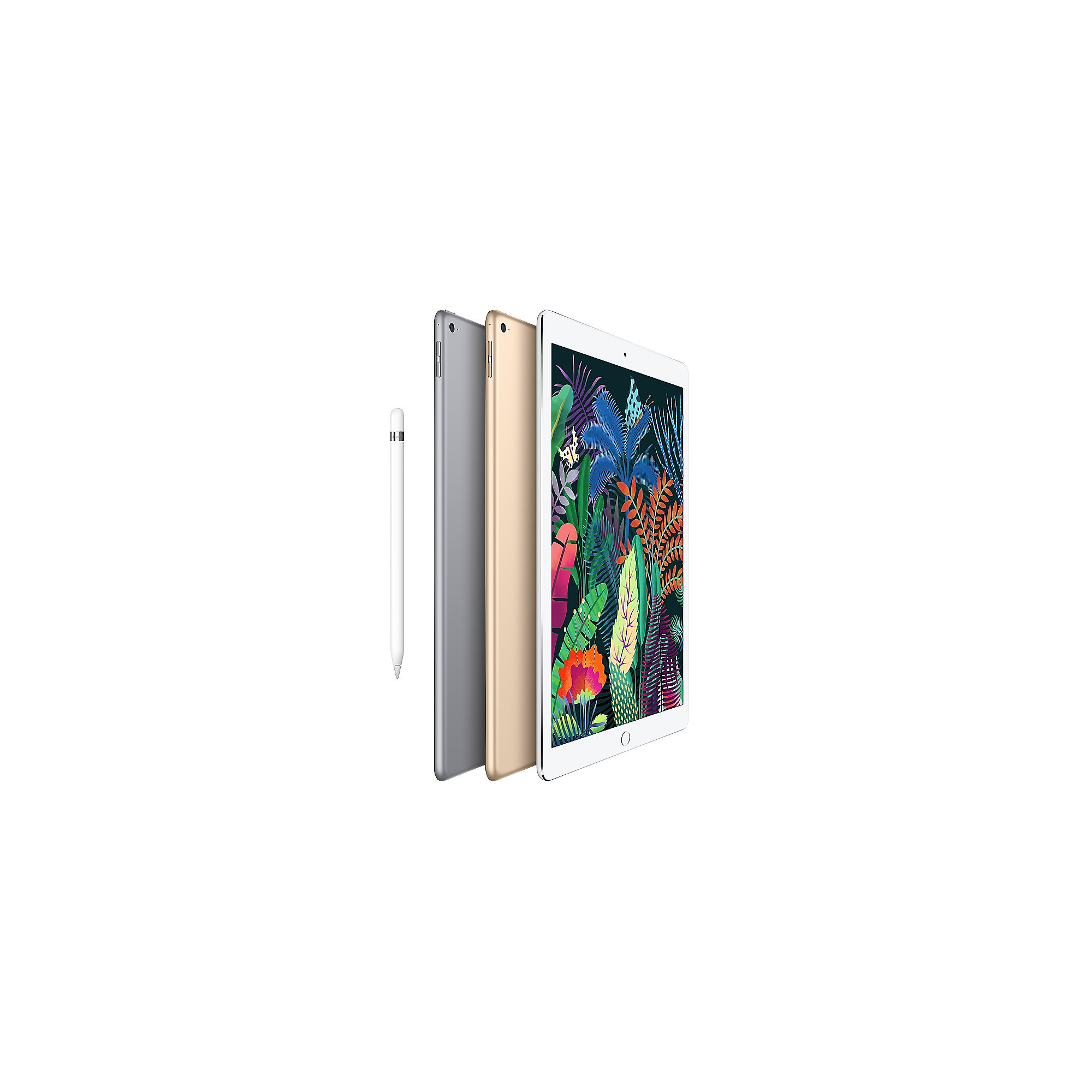 Apple iPad Pro Wi-Fi + Cellular 256 GB Spacegrau (ML3T2FD/A)
