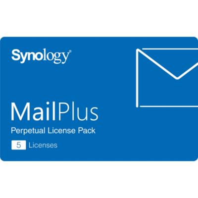 Synology  MailPlus 5 Lizenzen | 4711174722365