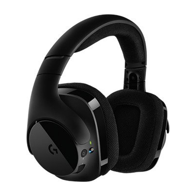 Logitech Gaming Logitech G533 Wireless Gaming Headset DTS 7.1 Surround Schwarz 981-000634 | 5099206069800