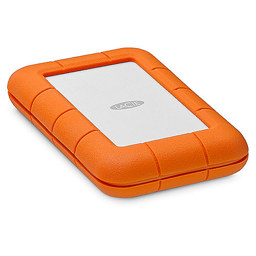 LaCie Rugged USB-C 3.0 1TB HDD 2.5zoll - Windows + MAC OS