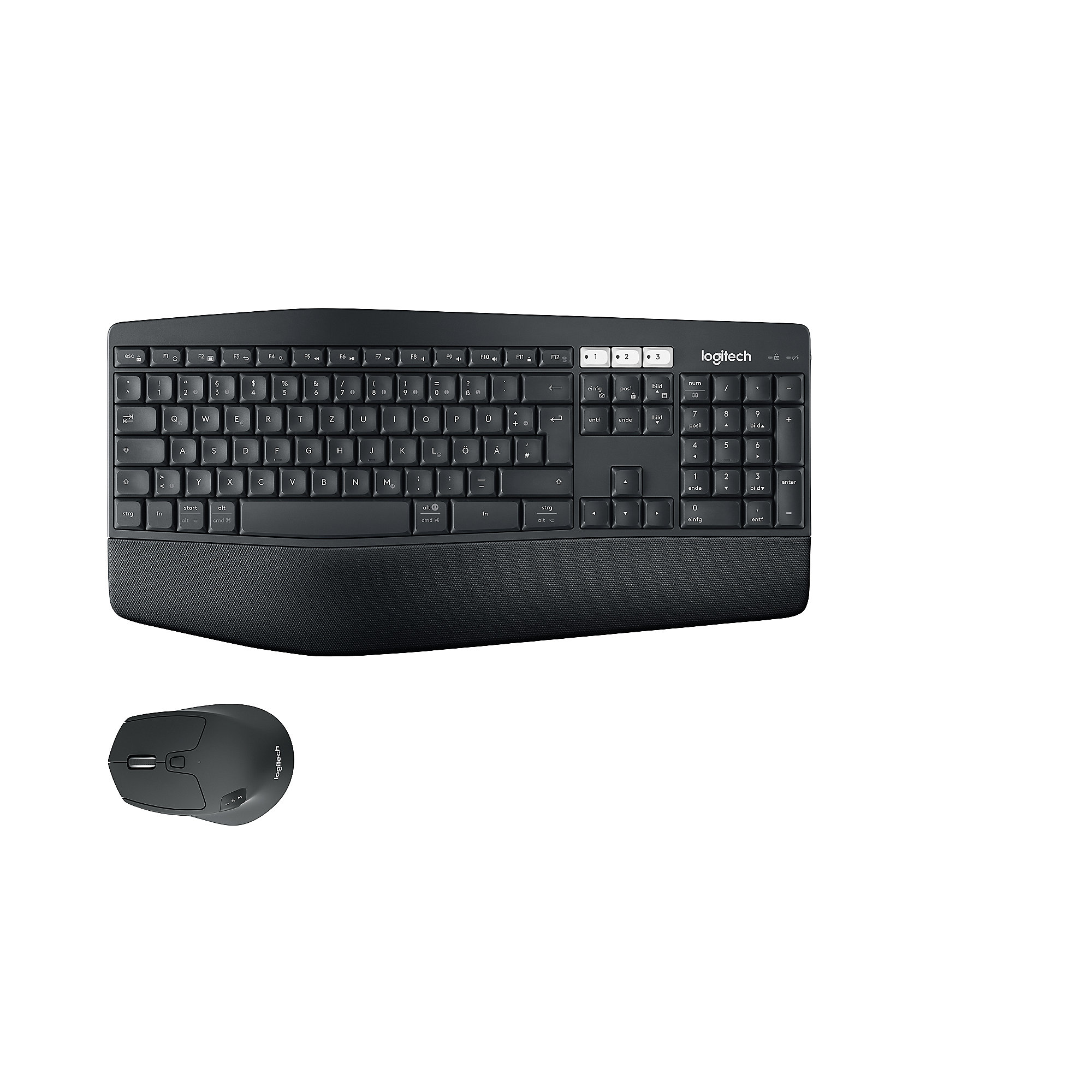 Logitech MK850 Wireless Desktop Maus-Tastaturkombination
