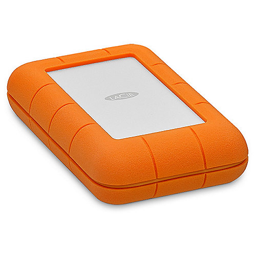 LaCie Rugged USB-C 3.0 4TB HDD 2.5zoll - Windows + MAC OS