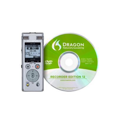 Olympus  DM-720 KIT DNS-12 Digitaler Rekorder 4GB, Akku, 3 Richtungsmikrofone | 4046628841263