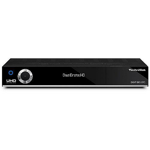 Preisvergleich TechniSat Digit UHD+ 4KTV Triple-DVB-Receiver S